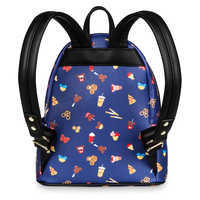 Image of Disney Parks Food Icons Mini Backpack by Loungefly # 2