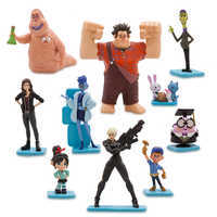 Image of Ralph Breaks the Internet Deluxe Figurine Set # 1