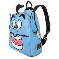 Image of Genie Mini Backpack by Loungefly - Aladdin # 2
