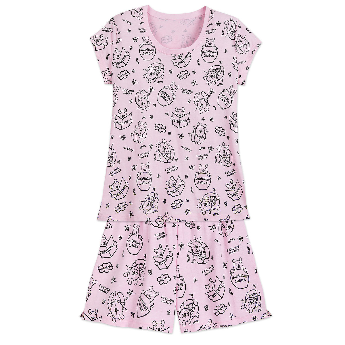 Product Image of Winnie the Pooh Pajama Set for Women   1 8c246bfe9
