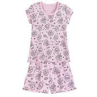 Image of Winnie the Pooh Pajama Set for Women # 1
