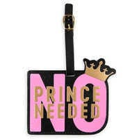 Image of ''No Prince Needed'' Luggage Tag - Oh My Disney # 1