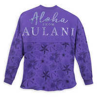 Image of Aulani, A Disney Resort & Spa Spirit Jersey for Adults - Potion Purple # 2