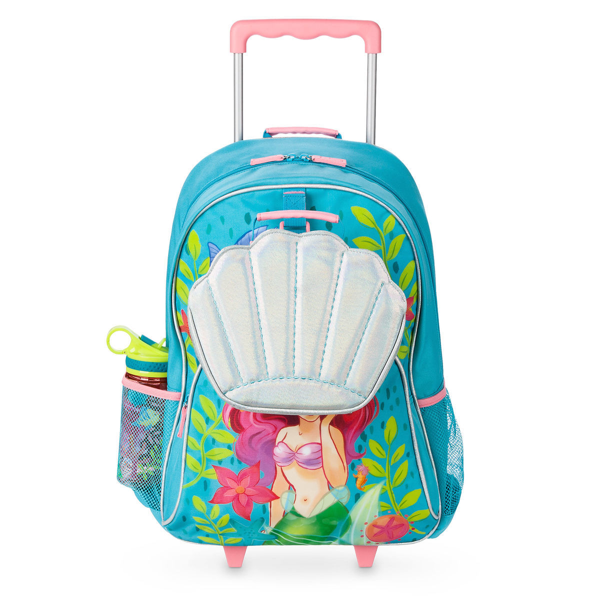 The Little Mermaid Rolling Backpack Personalizable Shopdisney