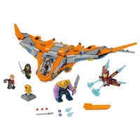 Image of Thanos: Ultimate Battle Playset by LEGO - Marvel's Avengers: Infinity War # 1