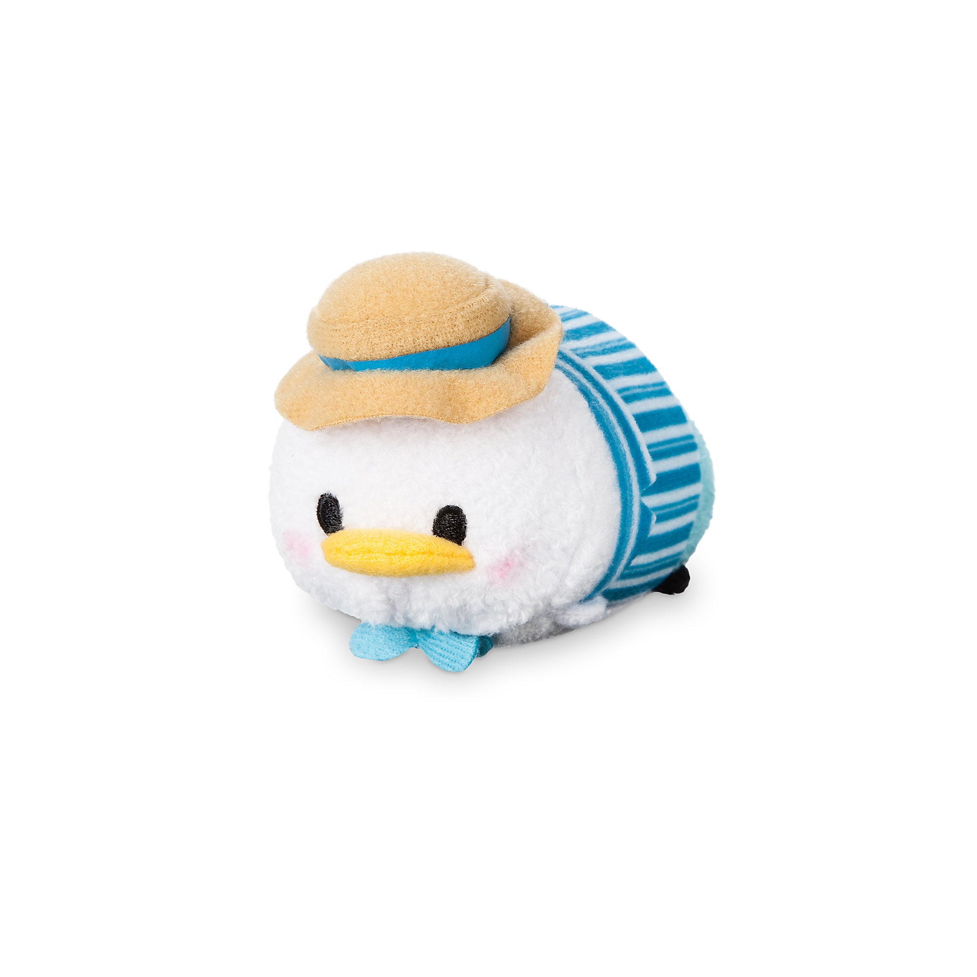 Donald Duck Dapper Dan ''Tsum Tsum'' Plush - Main Street, U.S.A. - Mini