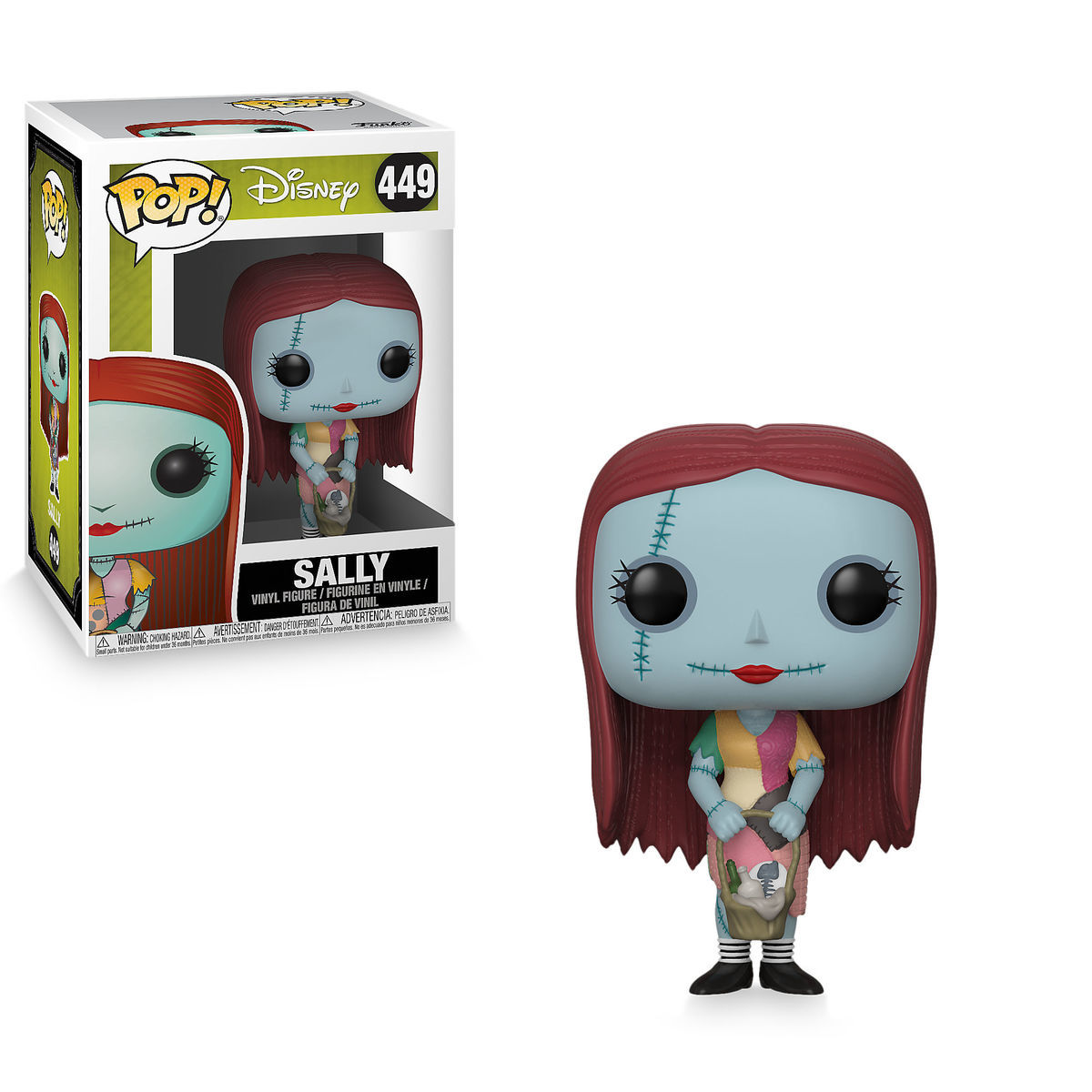 Sally Pop! Vinyl Figure by Funko - The Nightmare Before Christmas ...