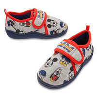 Image of Mickey Mouse and Friends Slippers for Kids # 1