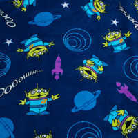 Image of Toy Story Alien Fleece Throw - Personalizable # 4