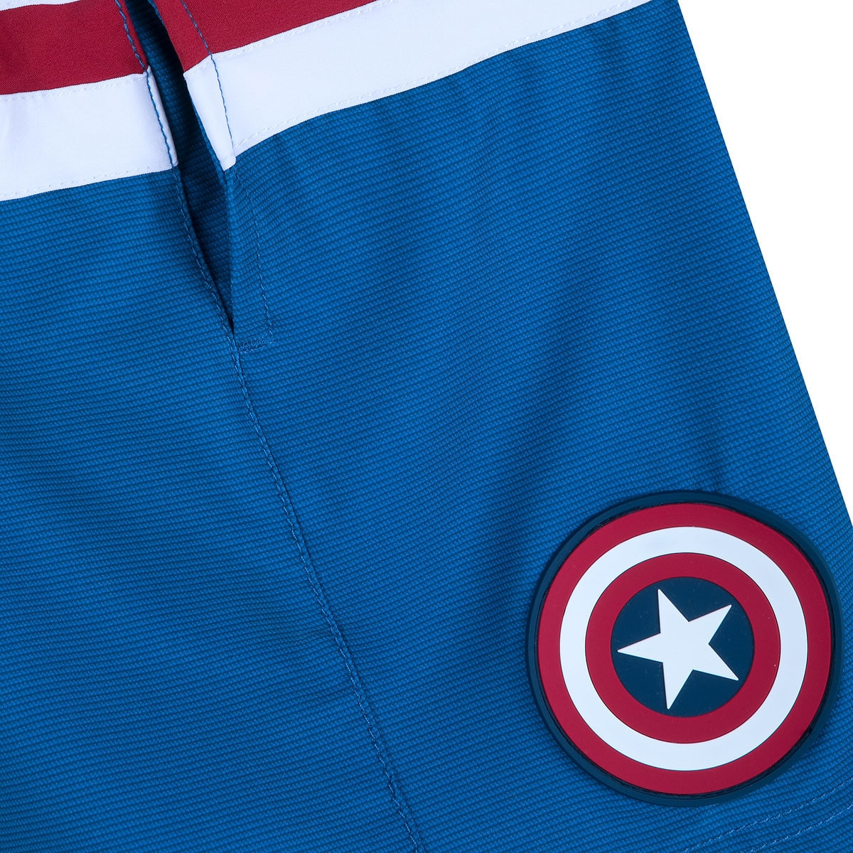 e5a01e85d7 Product Image of Captain America Swim Trunks for Kids # 4