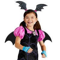 Image of Vampirina Glow-in-the-Dark Bat Wings for Kids # 3