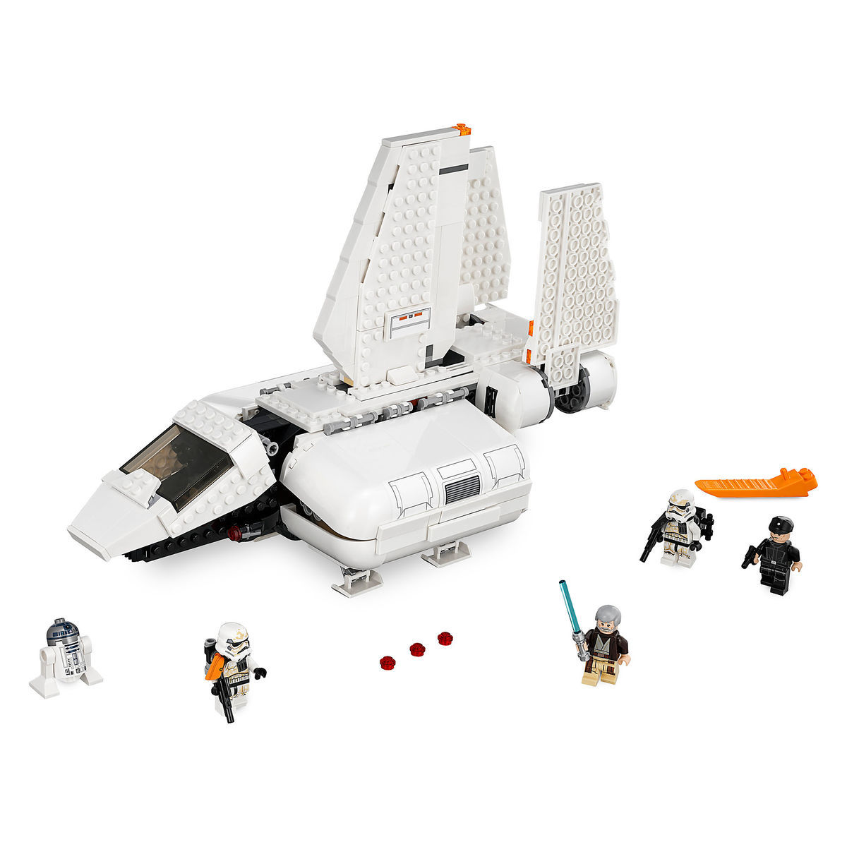 Imperial Landing Craft by LEGO - Star Wars   shopDisney