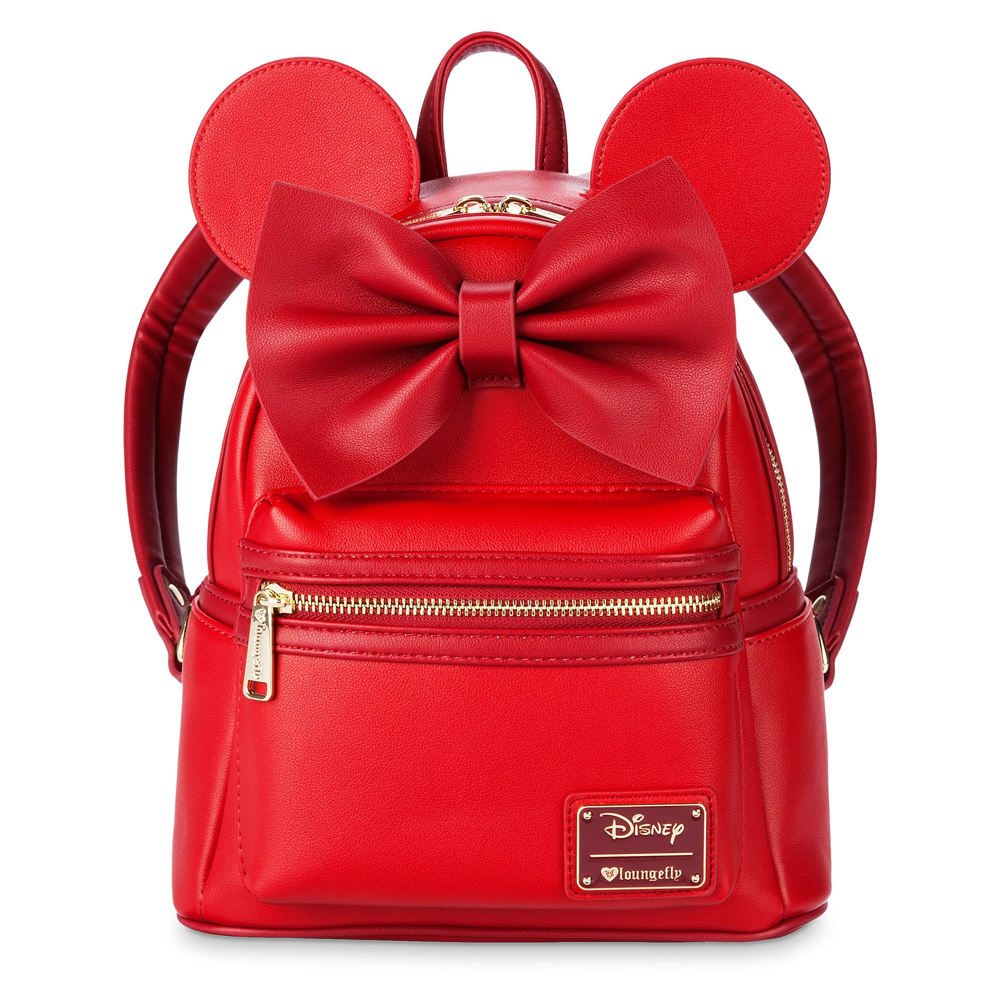 1041a7f4ae Minnie Mouse Mini Backpack by Loungefly - Red