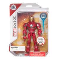Image of Iron Man Action Figure - Marvel Toybox # 4