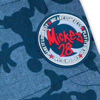 Image of Mickey Mouse Puffy Jacket for Kids - Personalizable # 4