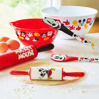 Image of Mickey Mouse Rolling Pin Set - Disney Eats # 2