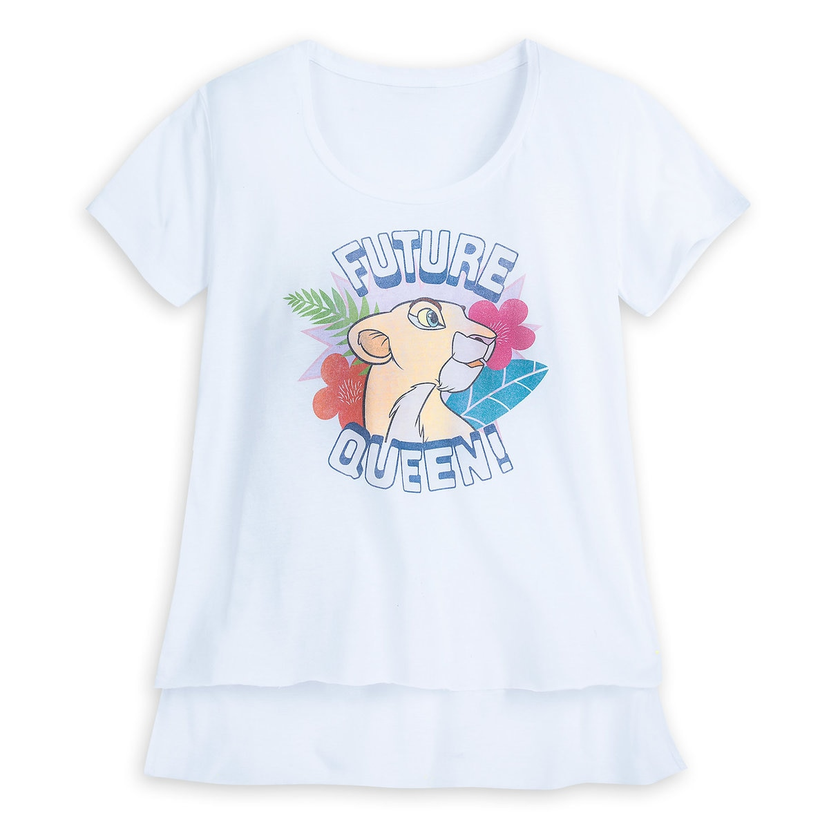 5ca3a0e80d201e Product Image of Nala Fashion T-Shirt for Women - The Lion King   1
