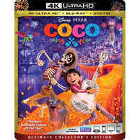 Image of Coco - 4K Ultra HD # 1