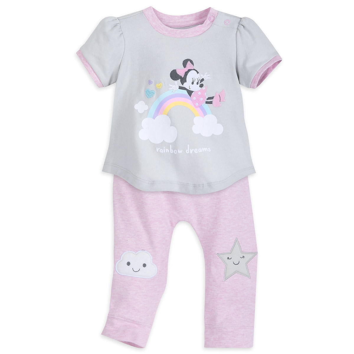 Minnie Mouse Knit Set for Baby | shopDisney