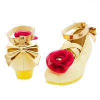 Image of Belle Costume Shoes for Kids - Beauty and the Beast # 3