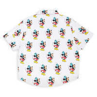 Image of Minnie Mouse Button Up Shirt for Women by Cakeworthy # 3