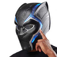 Image of Black Panther Electronic Helmet - Legends Series # 4