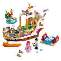 Image of Ariel's Royal Celebration Boat Playset by LEGO # 1