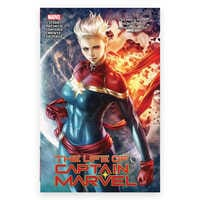 Image of The Life of Captain Marvel Comic Book # 1