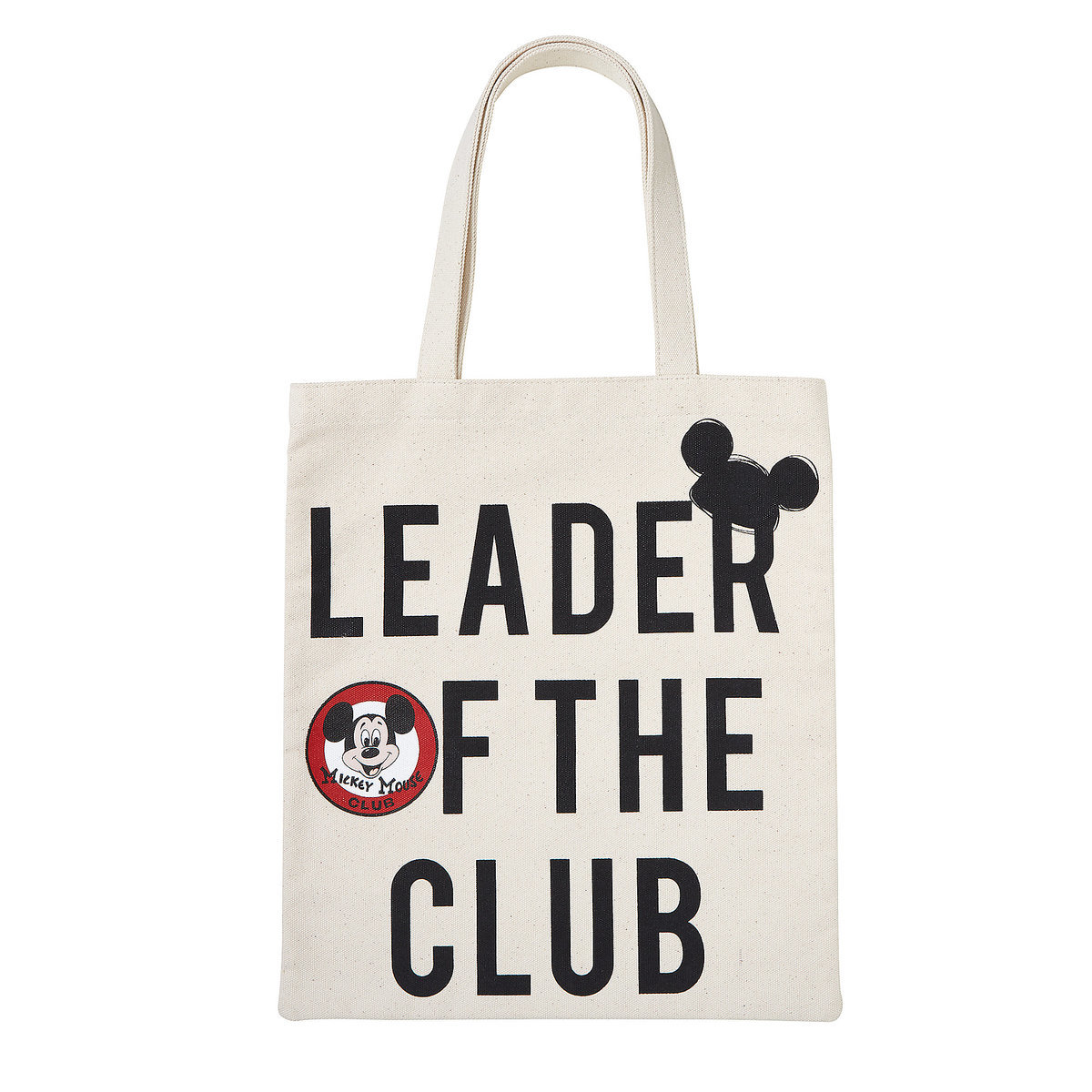 5cb852d992c92 Product Image of Mickey Mouse Club Tote Bag # 1