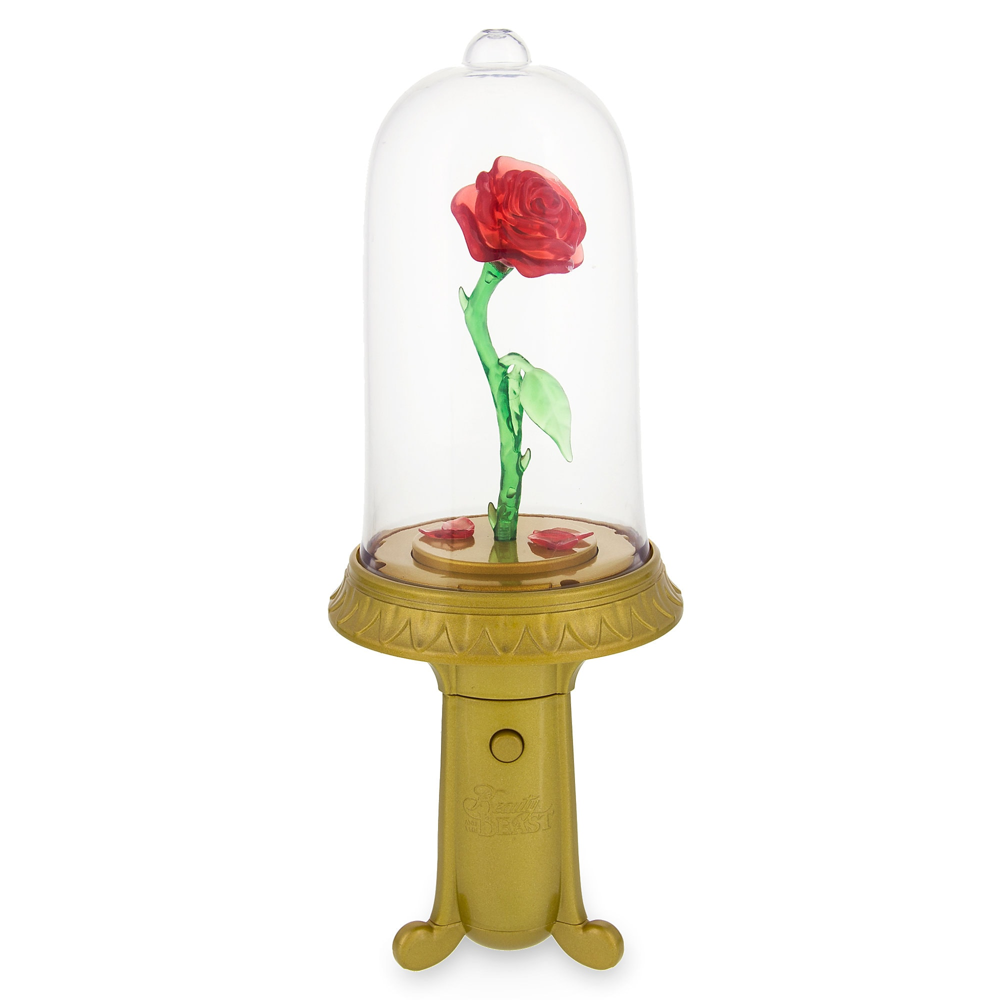 Enchanted Rose Light-Up Spinner - Beauty and the Beast