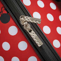 Image of Minnie Mouse Rolling Luggage by American Tourister - Small # 6