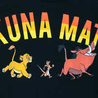 Image of Hakuna Matata Spirit Jersey for Adults - The Lion King # 4