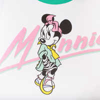 Image of Minnie Mouse Cropped Pullover for Women by Cakeworthy # 5