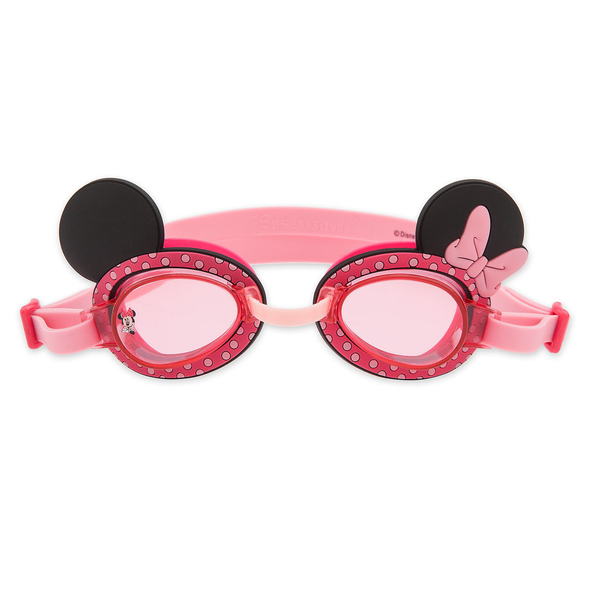 Product Image of Minnie Mouse Swim Goggles for Kids # 1