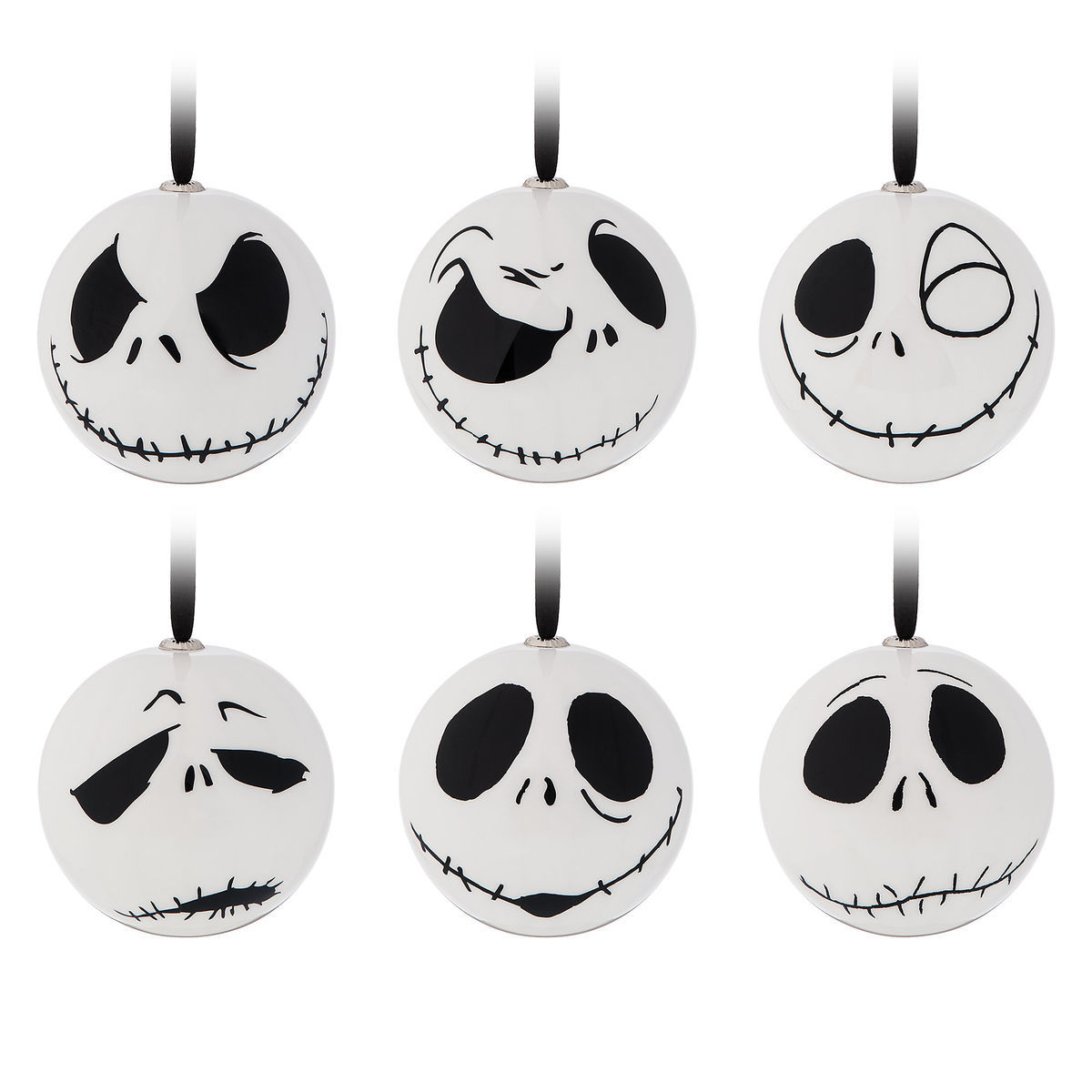 jack skellington holiday ornaments the nightmare before christmas