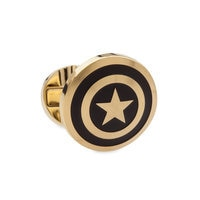 Image of Captain America Cufflinks # 3