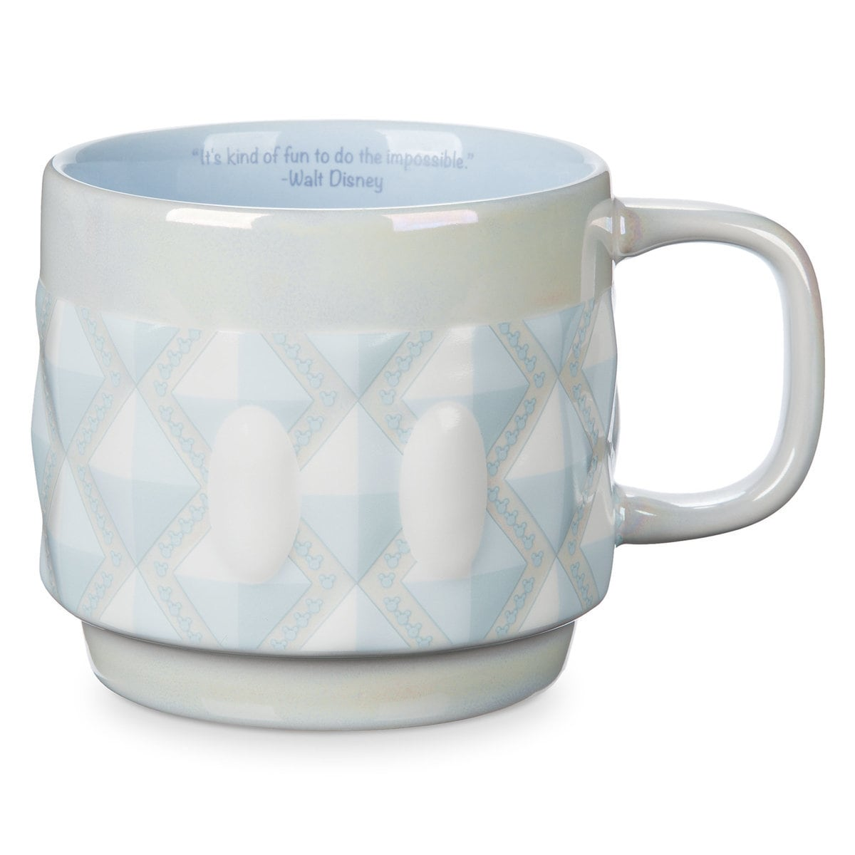 c4f2219c505 Mickey Mouse Memories Stackable Mug - December - Limited Release