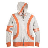 Image of BB-8 Hooded Sweatshirt for Women by Her Universe # 1