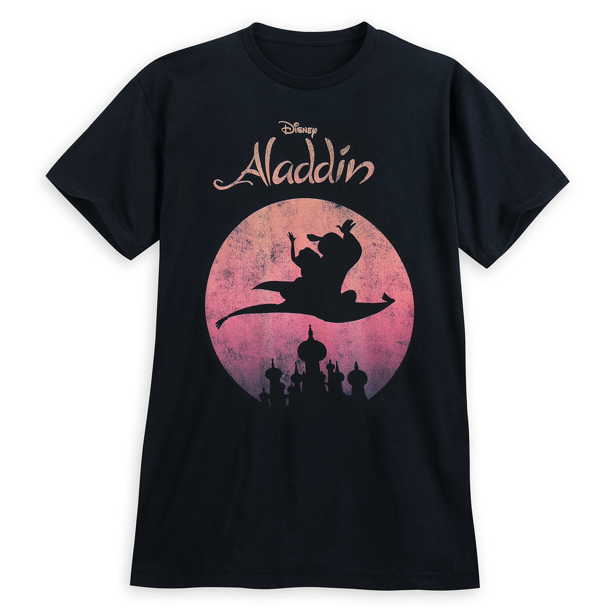 a2c20ffe1 Product Image of Aladdin Flying Carpet Ride T-Shirt for Men # 1