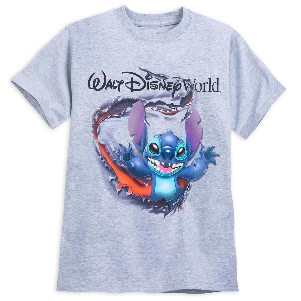 58645ddbc35 Product Image of Stitch Burst Out T-Shirt for Kids - Walt Disney World