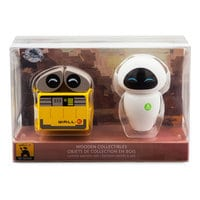 Image of WALL•E and EVE Wooden Collectibles - Limited Edition # 6
