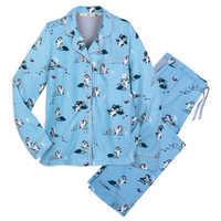 Image of Sleepy Pajama Set for Women by Munki Munki # 1