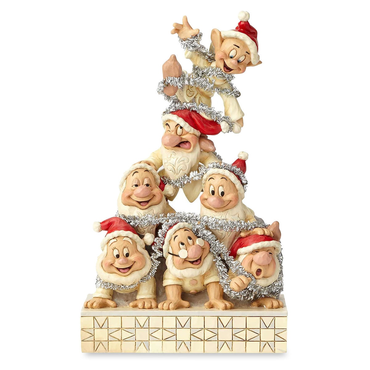 Product Image Of Seven Dwarfs Precarious Pyramid Figure