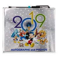 Image of Mickey Mouse and Friends Autograph and Photo Album - Disneyland 2019 # 1