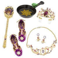 Image of Rapunzel Costume Accessories Collection for Kids # 1