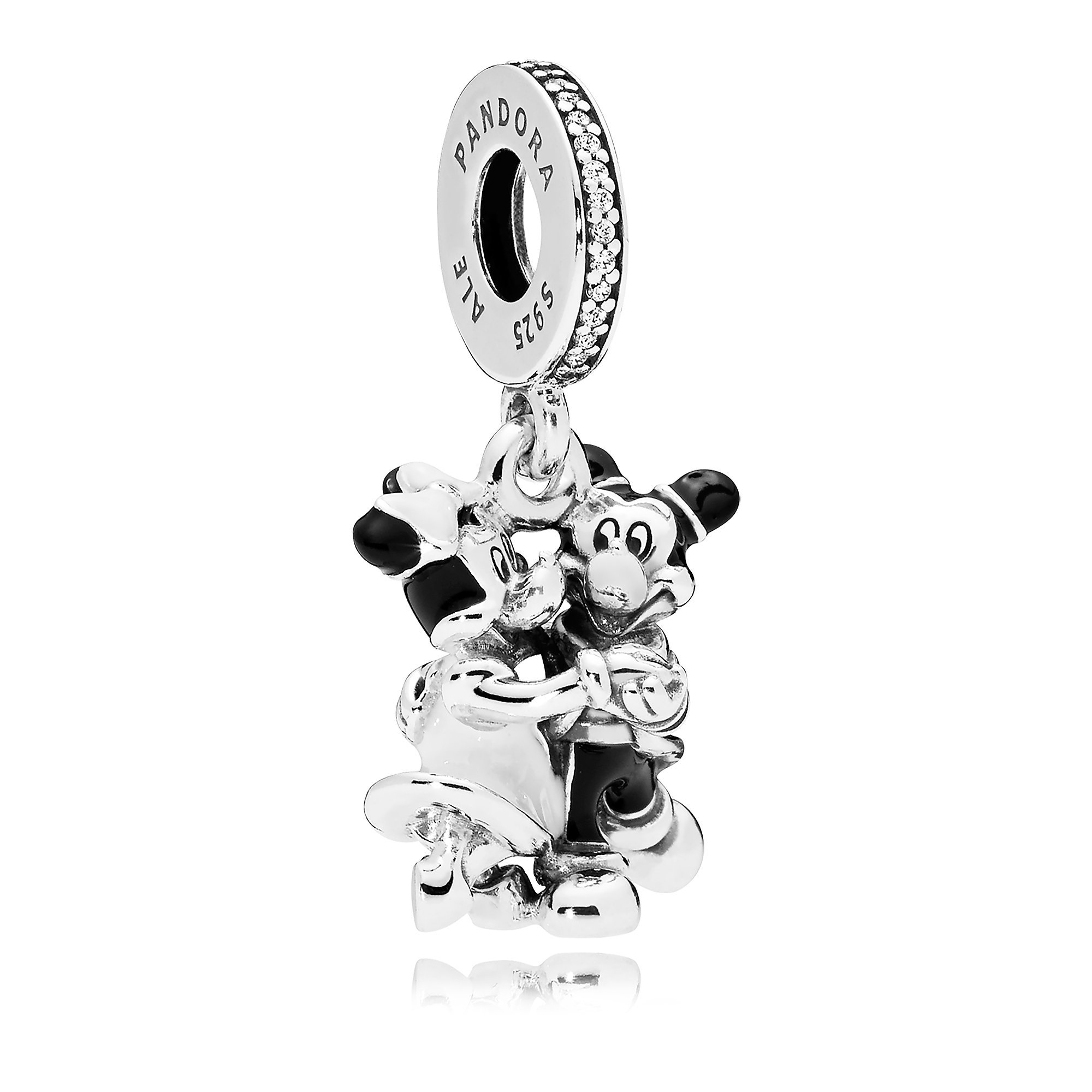 a0cabe72f ... ireland product image of mickey and minnie mouse dangle charm by pandora  1 592d5 8c7fc ...
