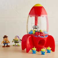 Image of Pizza Planet Space Crane - Toy Story # 2