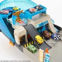 Image of Cars Rollin' Raceway Playset by Mattel # 5