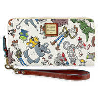 Image of Toy Story 4 Wallet by Dooney & Bourke # 1