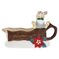 Thumper Happy Holidays Gravy Boat - Bambi